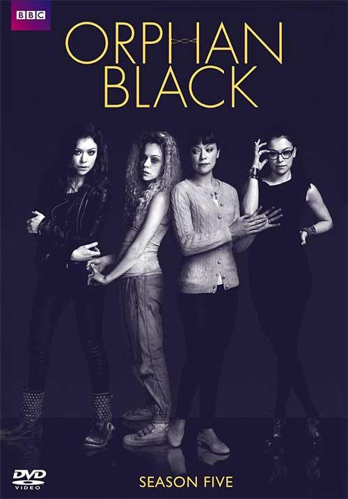 Orphan Black 5ª Temporada Torrent – WEBRip 720p Dual Áudio