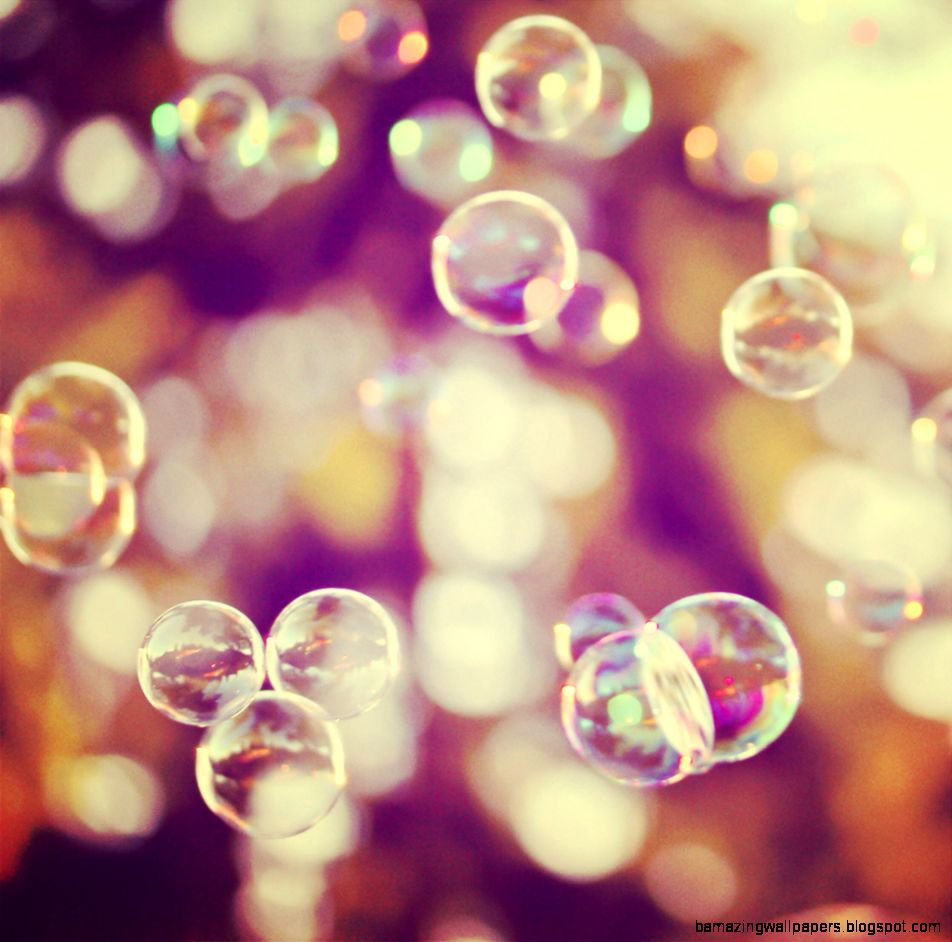 Tumblr Photography Bubbles