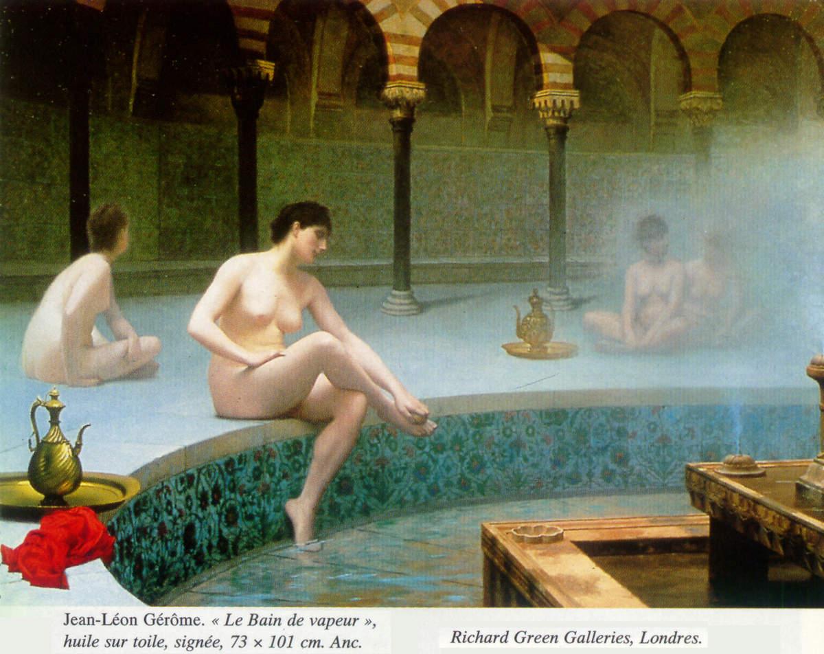 Photos de femmes nues dans leur bain - photo sexe