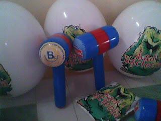 balon produk