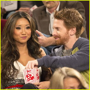 Brenda Song And Miley Cyrus 2015