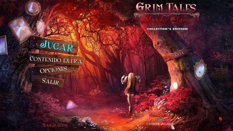 Grim Tales 5: Bloody Mary EC Español Full (Traducido)