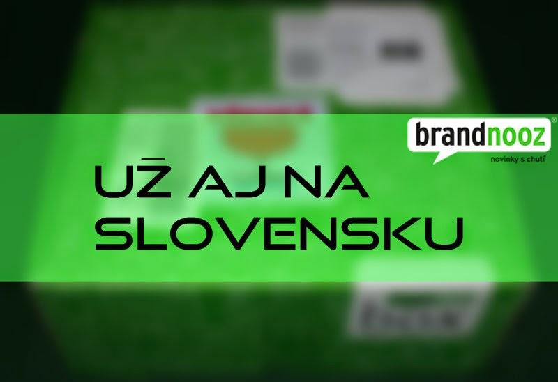 ►krabička plná dobrôt už aj na Slovensku