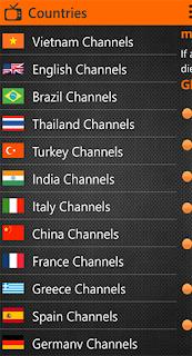 app global tv