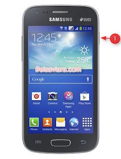 Cara Hard Reset Samsung Galaxy Ace 3 3G LTE