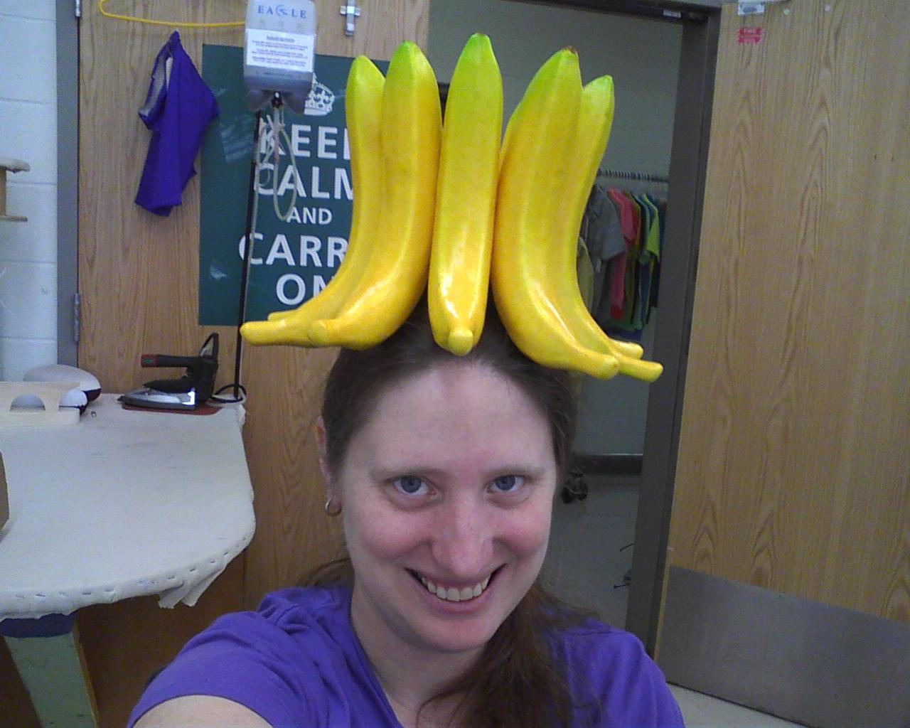 Banana Head Costume Banana Slug Adult Costume Mask By