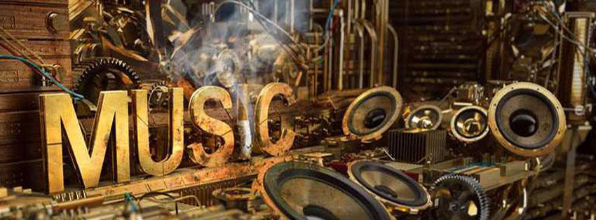 Music Facebook cover images