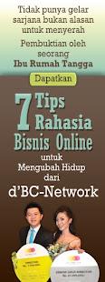 Tip Sukses Bisnis Online
