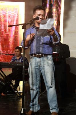 Pembacaan Puisi Balada Anak Siantar Oleh Saut Donatus Manullang PenuturkataPemantunsantun