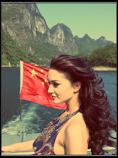Amy Jackson I movie stills wallpapers