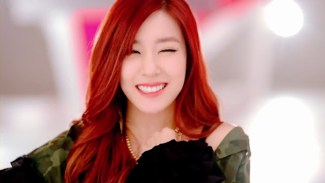 SNSD Tiffany I Got A Boy Wallpaper HD