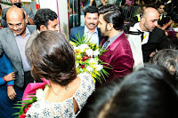 Deepika and Ranveer Promotes Ram-Leela at Juice World, Dubai