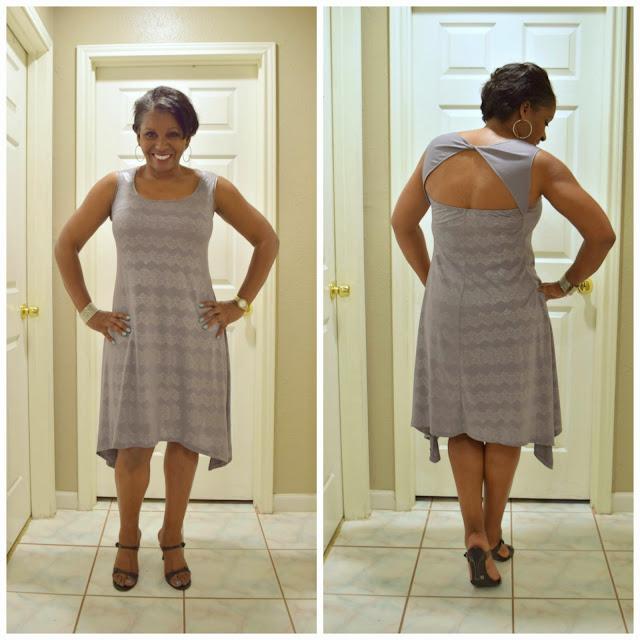 sexy date night dress, back out cotton dress