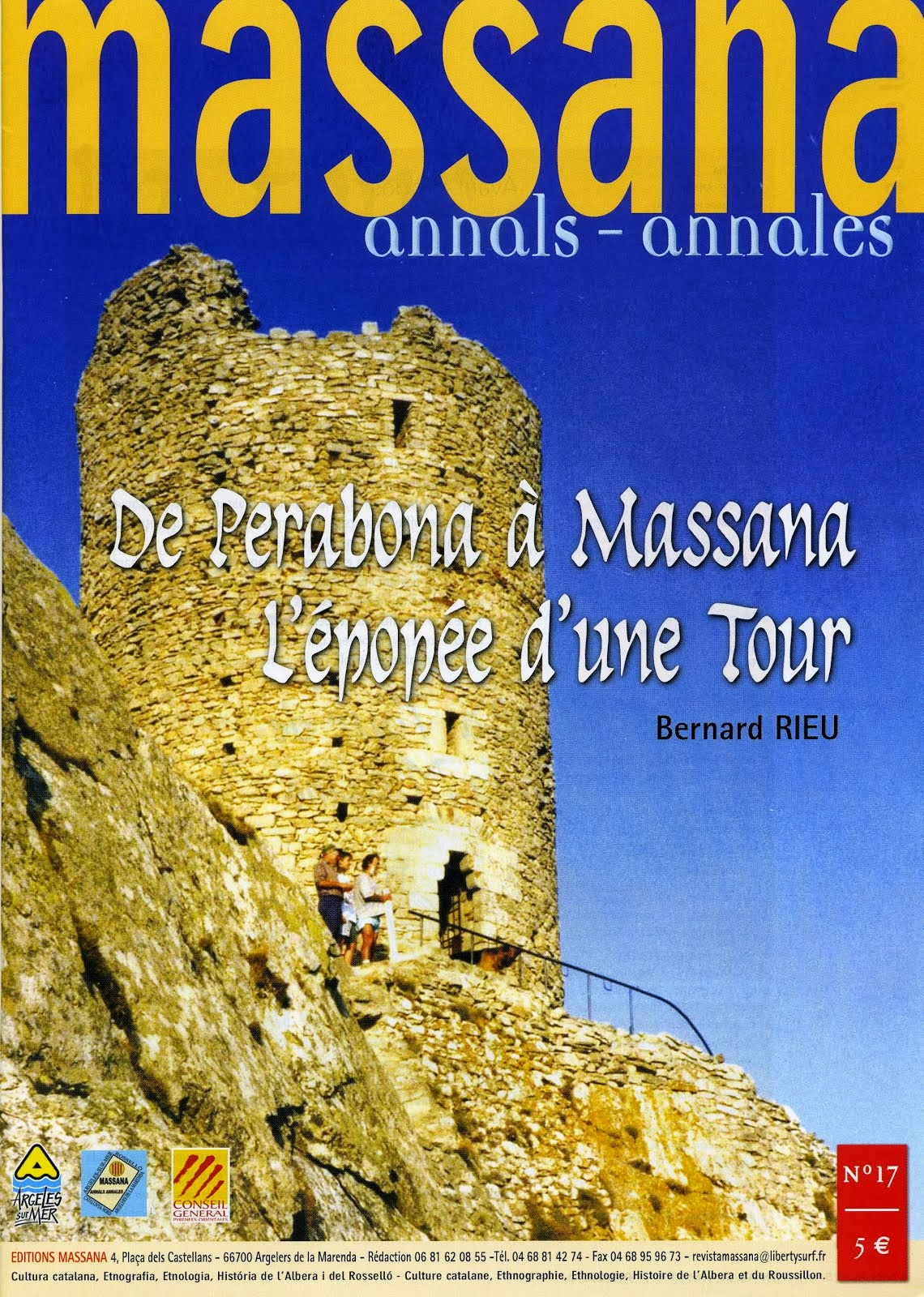 Histoire de la tour Massana