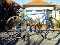 A suplente de Ciclocross