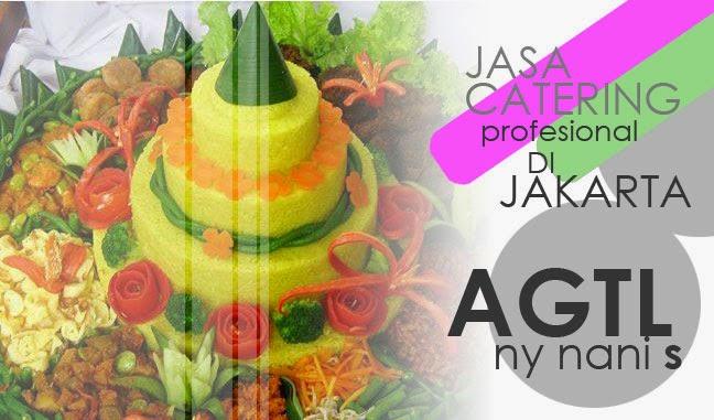 AGTL Ny Nani S jasa catering profesional di Jakarta