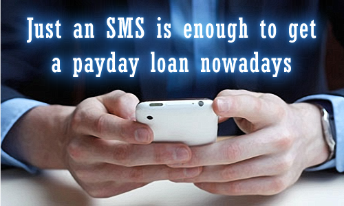 SMS Payday Loan, Text Loan