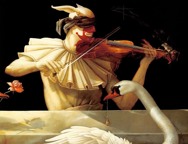Water Music,Micheal Parkes,swam