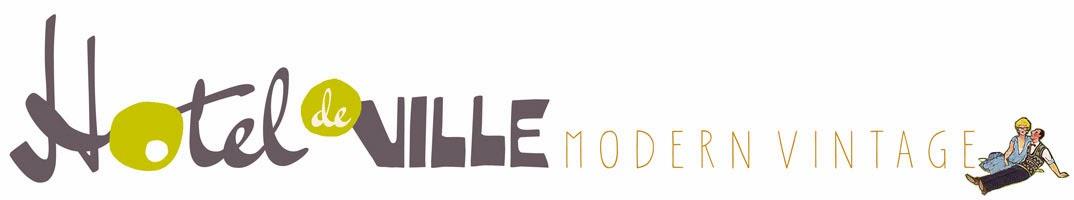 Hotel de Ville: A Vintage Eyewear Blog