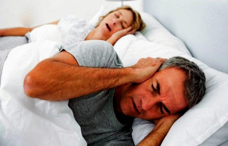 tidur ngorok atau mendengkur