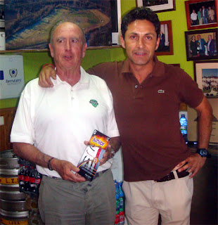 Golf Aranjuez Faustino Navarro