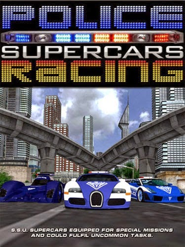 Free Download PC Games Police Supercars Racing