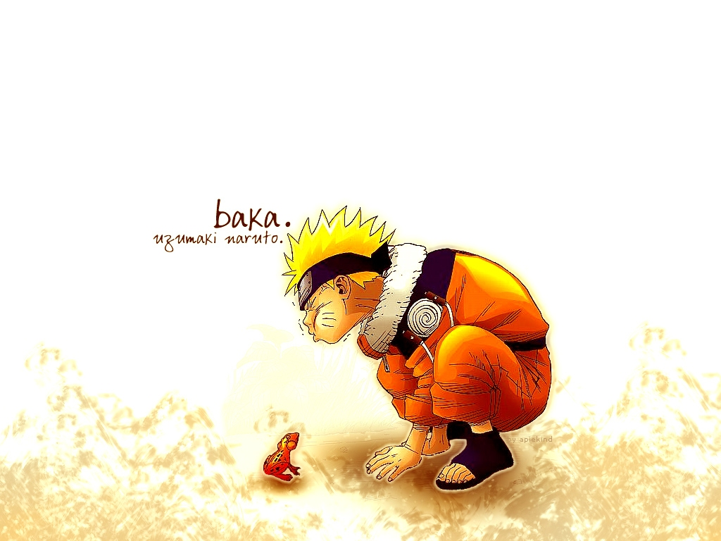 Naruto Wallpaper 8 With 1024 x 768 Resolution ( 272kB )