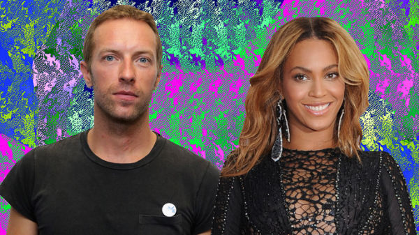 Coldplay - Beyoncé- Hymn For The Weekend