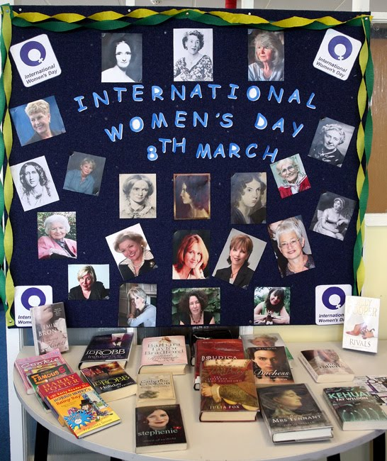 Yeadon Library Womens Day