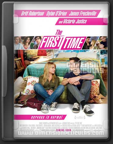 The First Time (BRRip HD Inglés Subtitulada) (2012)