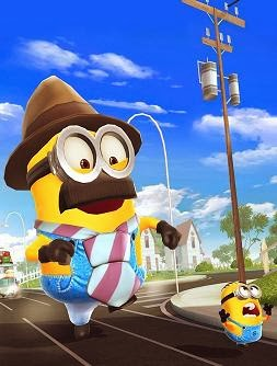 Despicable Me Minion Rush Free Android Game