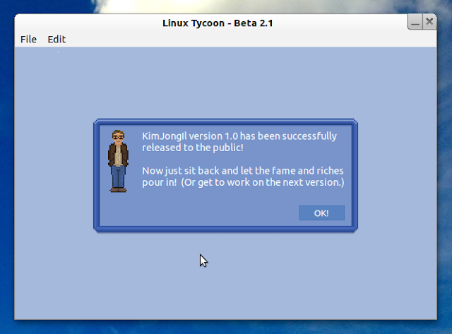 Linux Tycoon review
