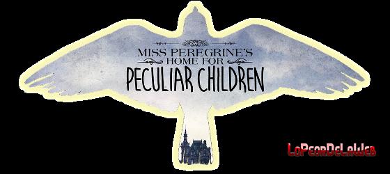 Miss Peregrine y los niños peculiares (2016) 720 Latino [MG]