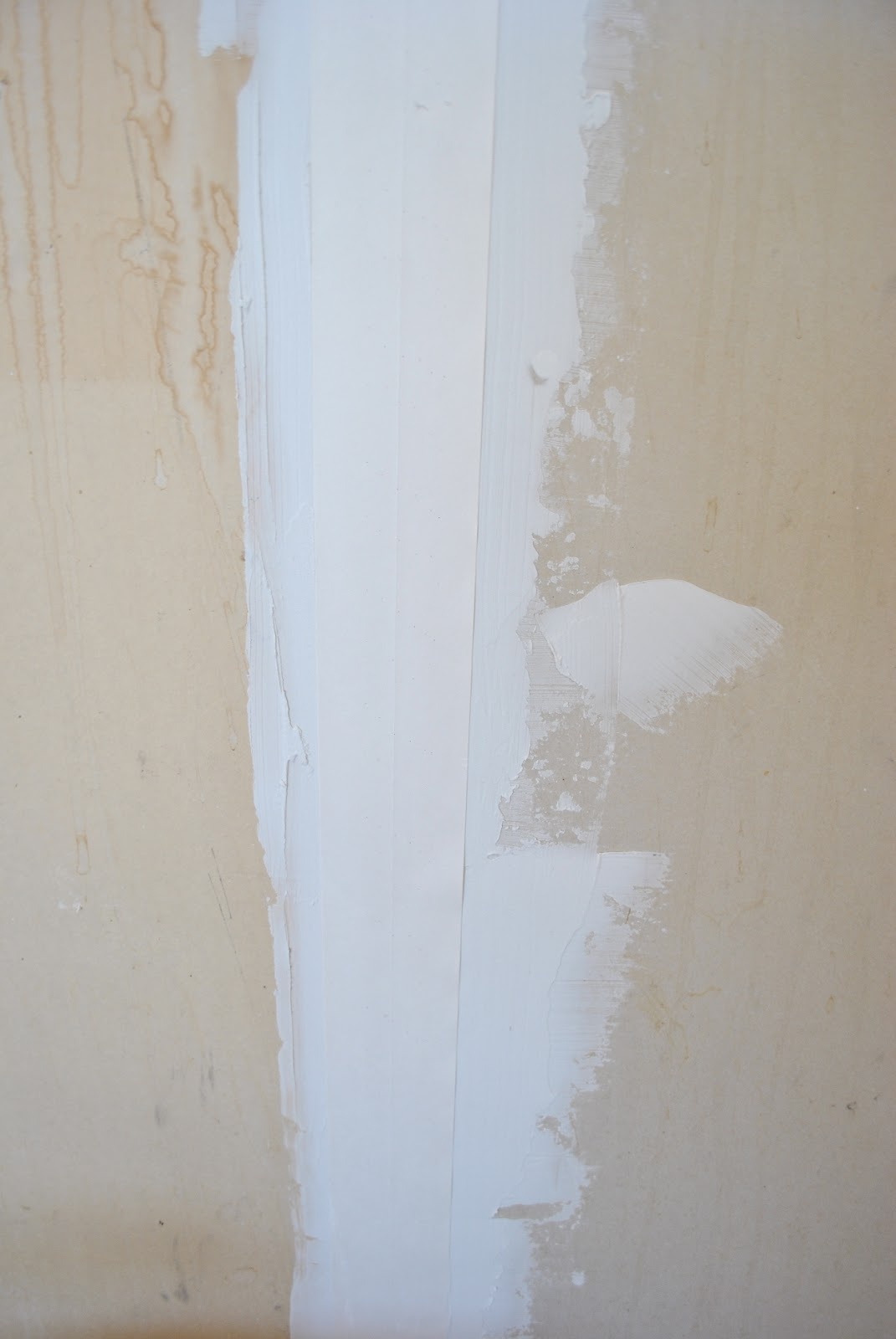plasterboard jointing tape how to use