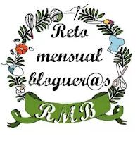 RETO MENSUAL BLOGUERAS  JULIO VINTAGE