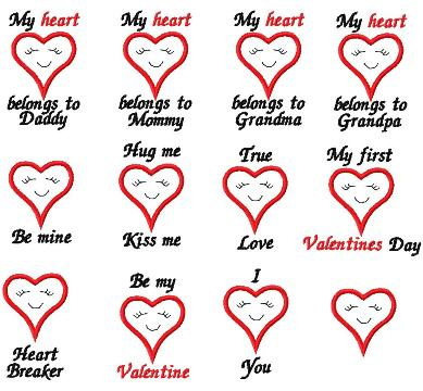 cute happy valentine sayings - Clever Valentine Sayings