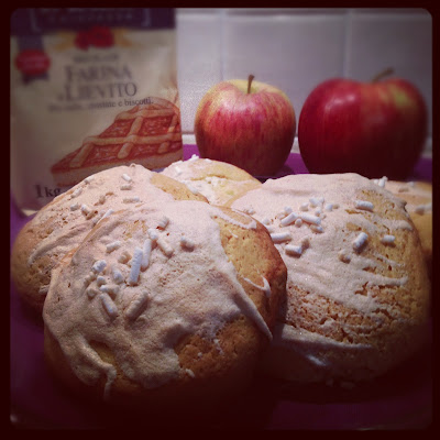 biscotti soffici alle mele