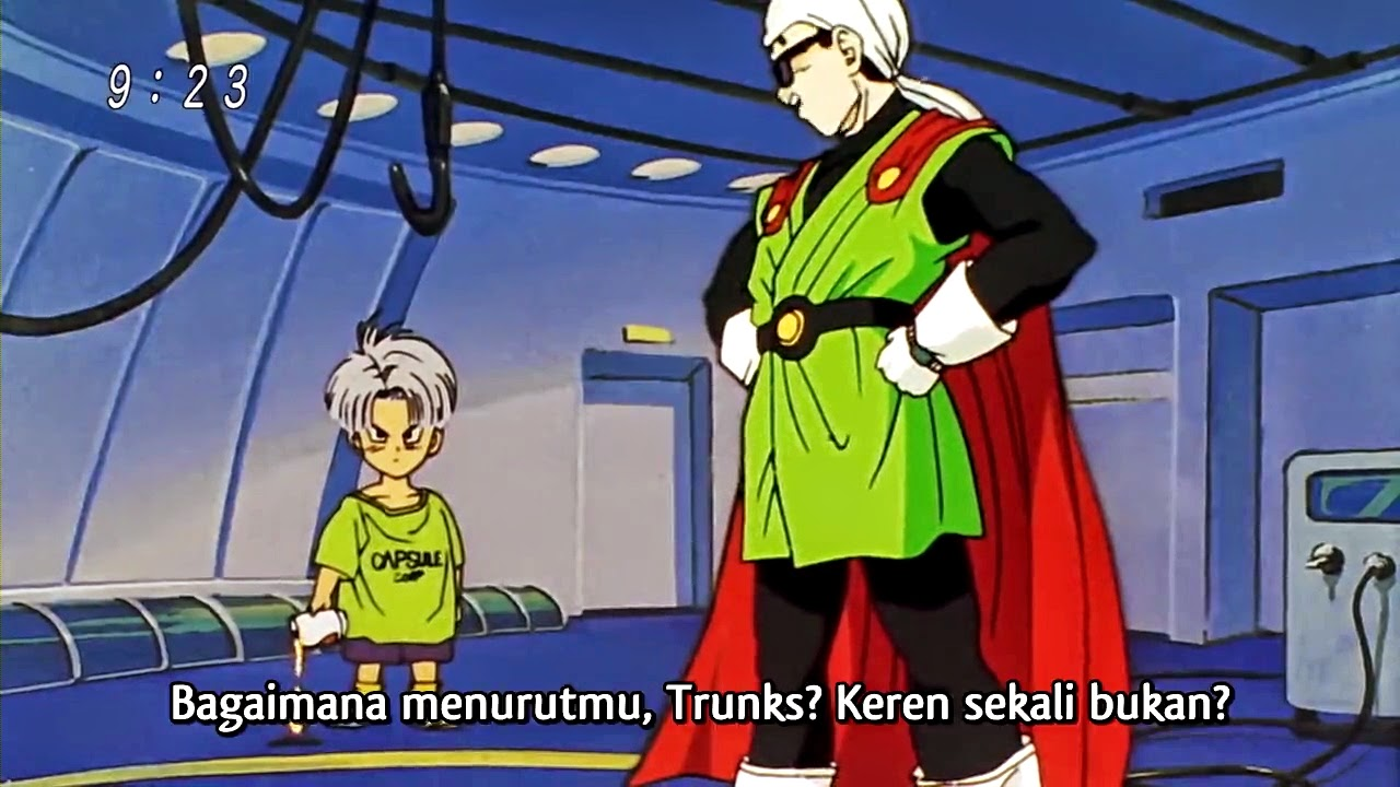 Dragon Ball Kai [2014] Episode 100 Subtitle Indonesia