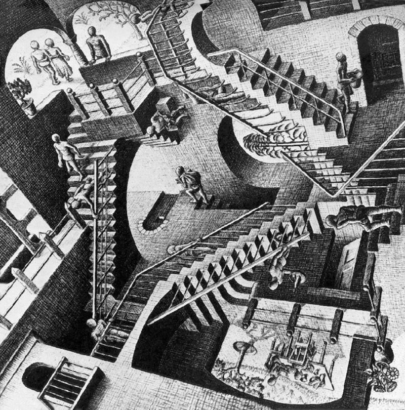 la transversalité de l'émotion artistique (let's play!) - Page 3 Escher03