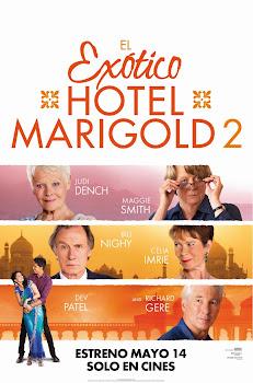 Ver Película El Exotico Hotel Marigold 2 Online Gratis 2015