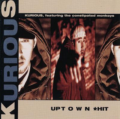 Kurious – Uptown Shit (Promo CDS) (1993) (320 kbps)