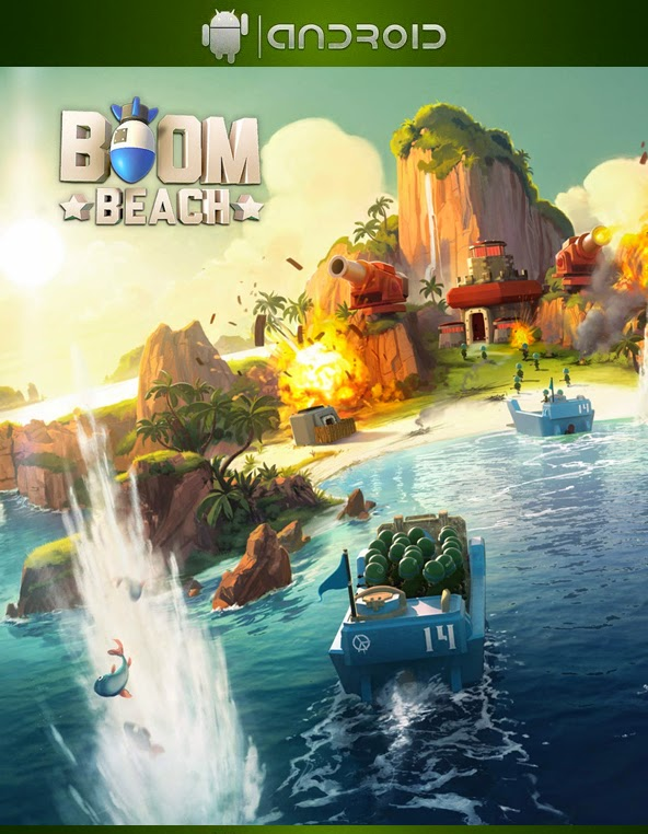 Boom Beach - Android