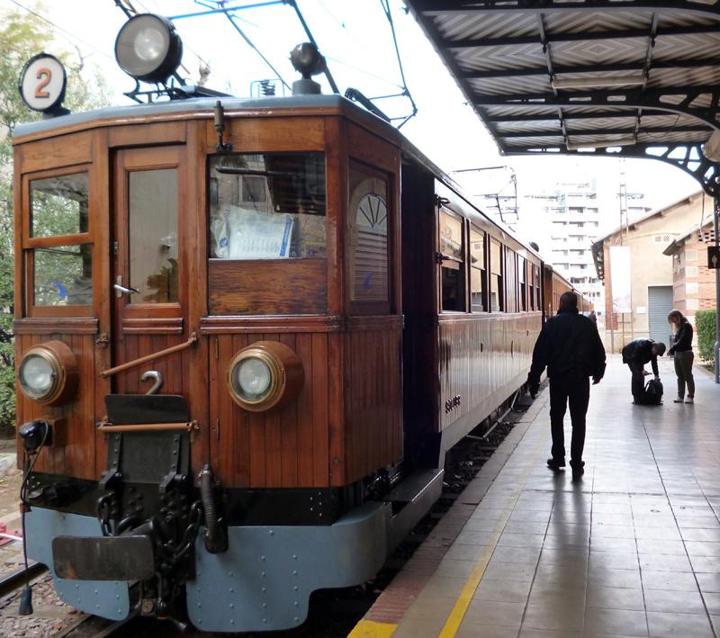 Tren de Soller - Mallorca