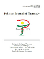 Pakistan Journal of Pharmacy