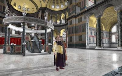 Ταξίδι ανακάλυψης στην Αγία Σοφία