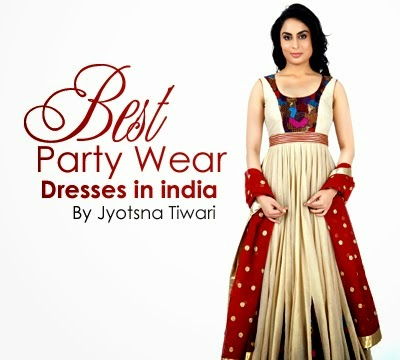 Jyotsna Tiwari Best Party Wear Dresses