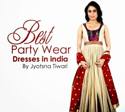 Jyotsna Tiwari Best Party Wear Dresses