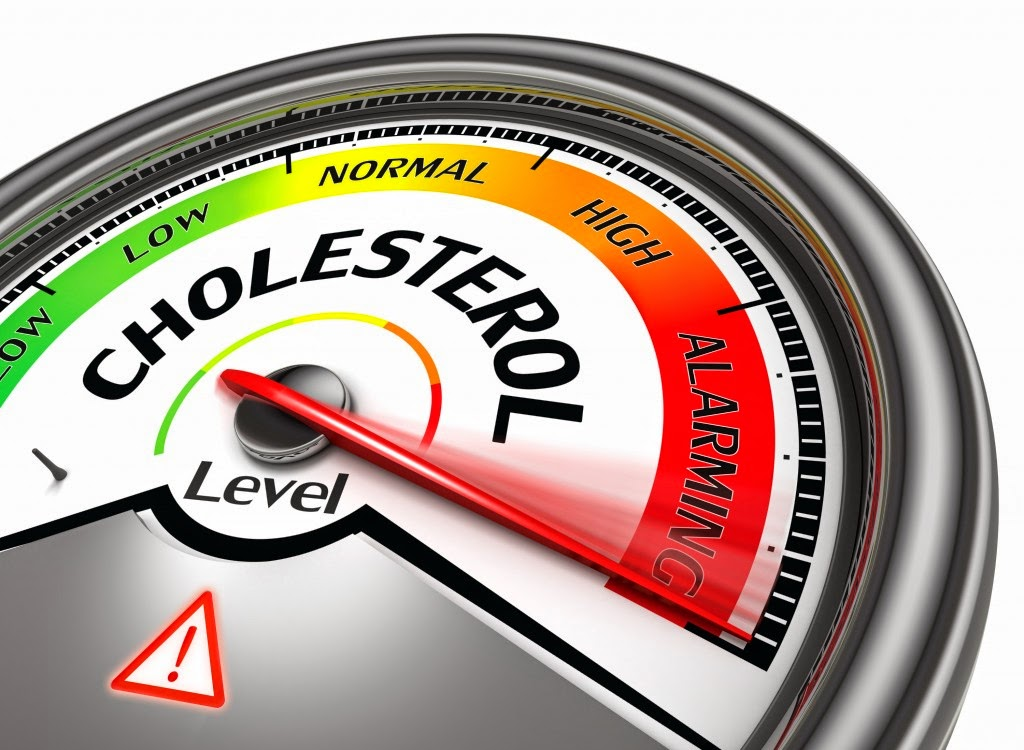 5 early symptoms of Cholesterol Disease
