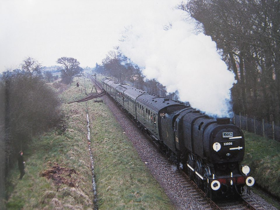 Q1 on railtour 1966