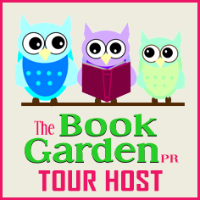 The Book Garden PR Tour Host